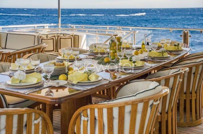 M/Y Oceana Yacht #30