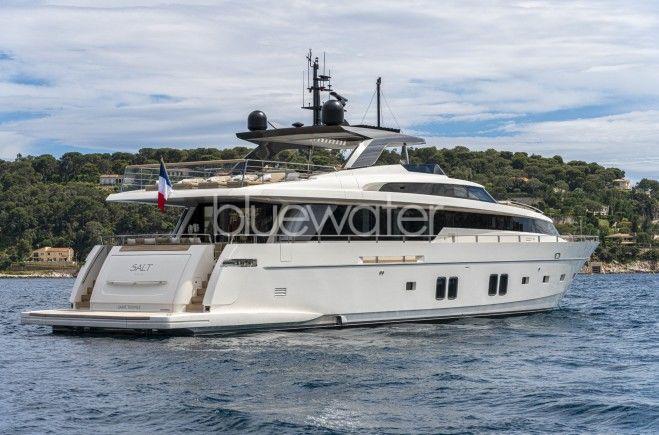 M/Y Salt Yacht #10