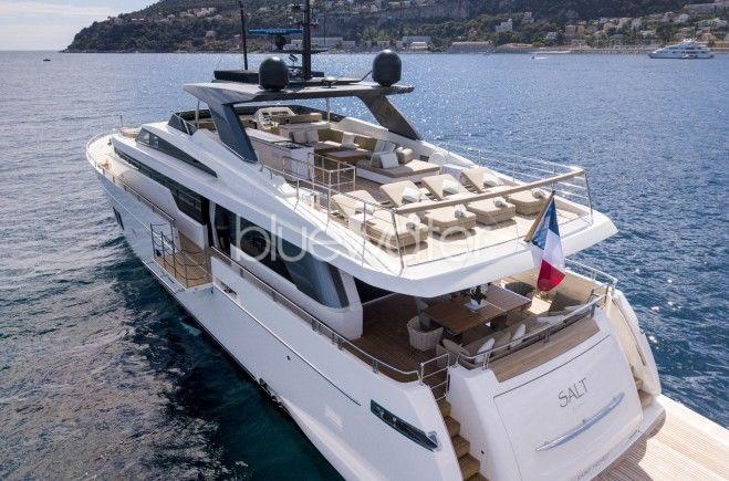M/Y Salt Yacht #9