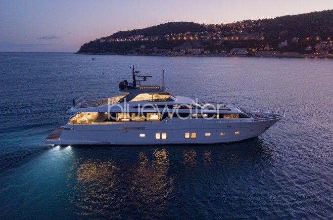 M/Y Salt Yacht #13
