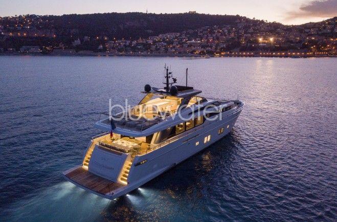 M/Y Salt Yacht #16