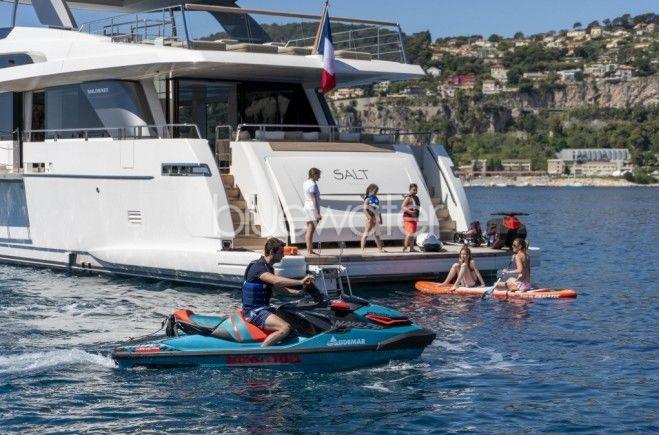 M/Y Salt Yacht #7