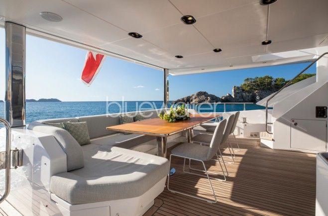 M/Y AKAMÁ Yacht #6