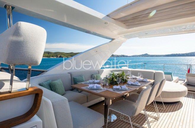M/Y AKAMÁ Yacht #10