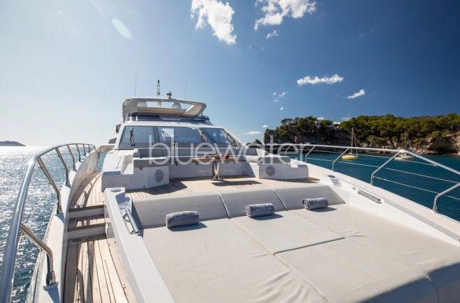 M/Y AKAMÁ Yacht #13