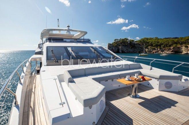 M/Y AKAMÁ Yacht #14