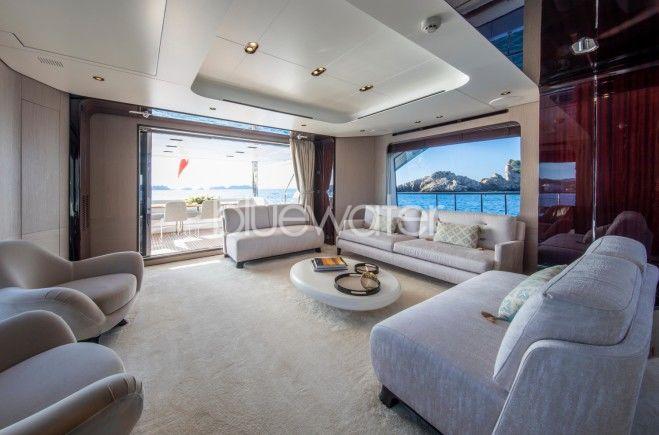 M/Y AKAMÁ Yacht #19
