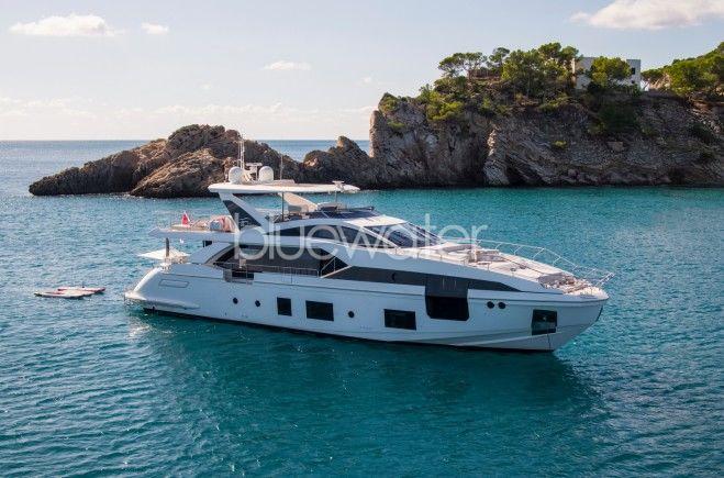 M/Y AKAMÁ Yacht #1