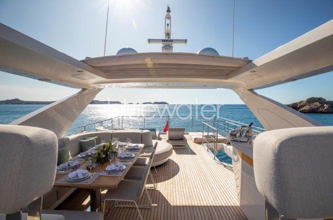 M/Y AKAMÁ Yacht #11