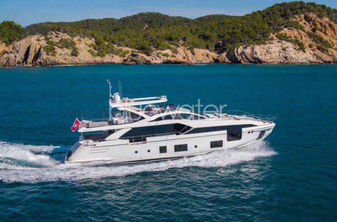 M/Y AKAMÁ Yacht #2