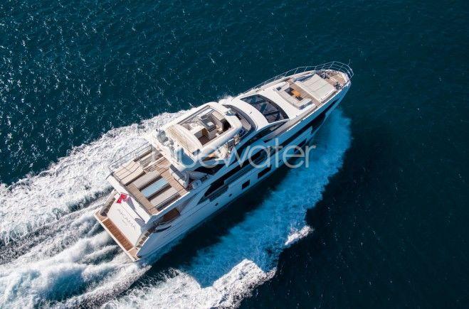 M/Y AKAMÁ Yacht #3