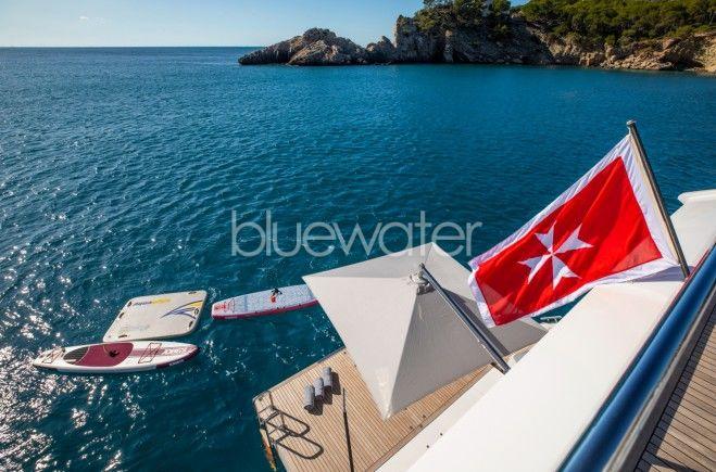 M/Y AKAMÁ Yacht #16