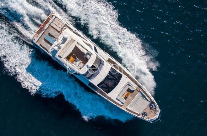 M/Y AKAMÁ Yacht #4