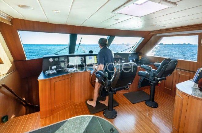 M/Y Lexington Yacht #15