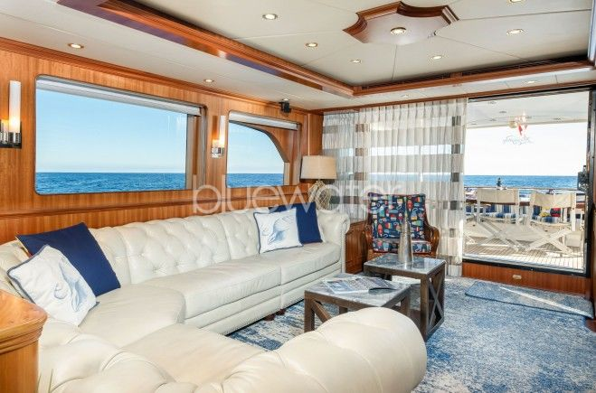 M/Y Lexington Yacht #13