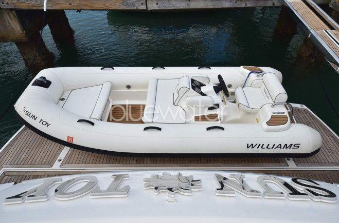 M/Y Sun Toy Yacht #14