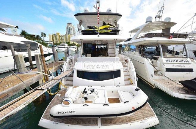 M/Y Sun Toy Yacht #13