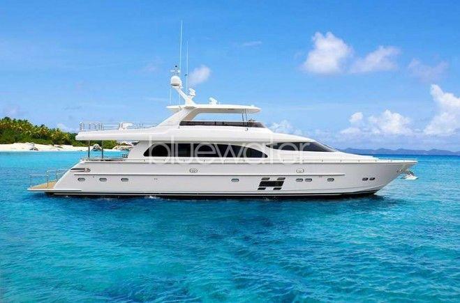 M/Y Aqua Life Yacht #1