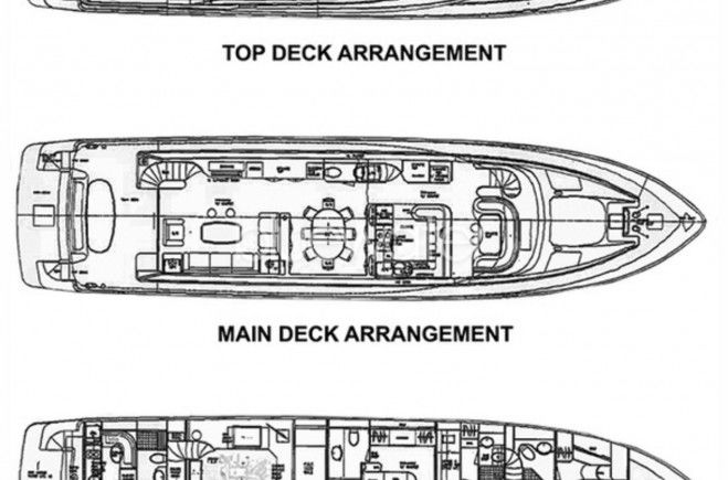 M/Y Lexington Yacht #30