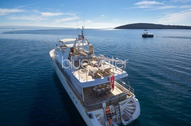 M/Y Moonraker II Yacht #4