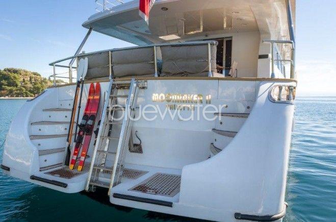 M/Y Moonraker II Yacht #9