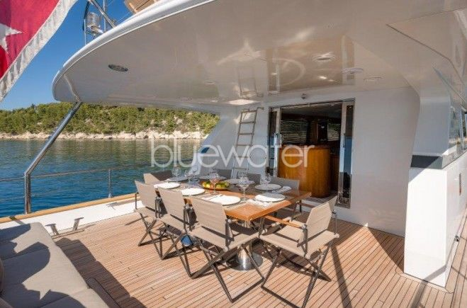 M/Y Moonraker II Yacht #10
