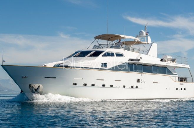 M/Y Moonraker II Yacht #2