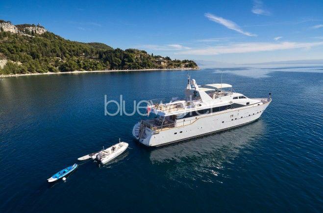 M/Y Moonraker II Yacht #16