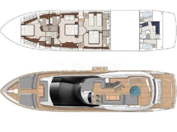 M/Y Elite Yacht #43