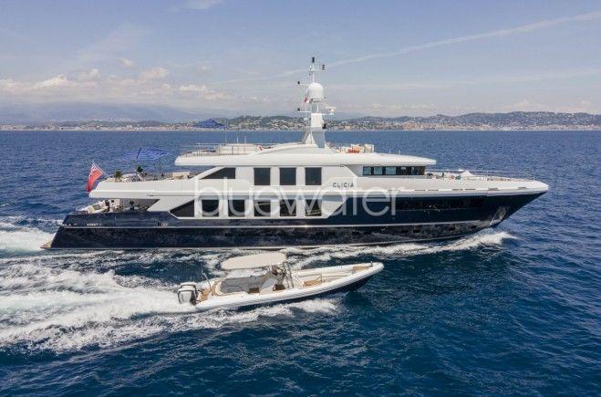 M/Y Clicia Yacht #5