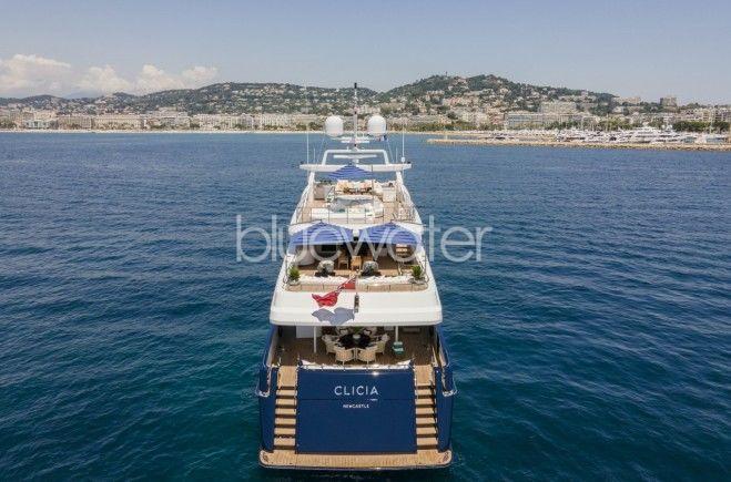 M/Y Clicia Yacht #3