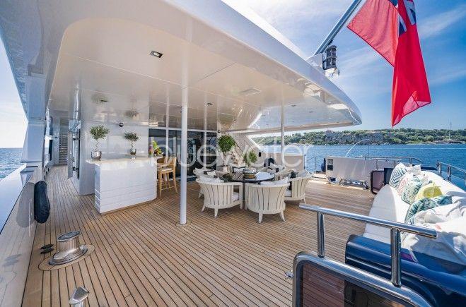 M/Y Clicia Yacht #12