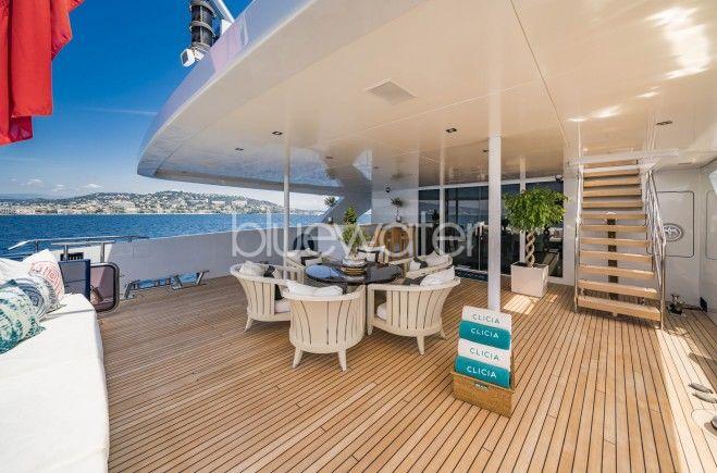 M/Y Clicia Yacht #13