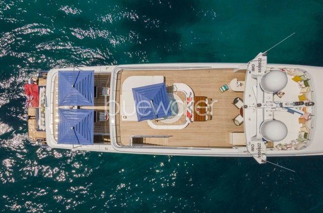 M/Y Clicia Yacht #36