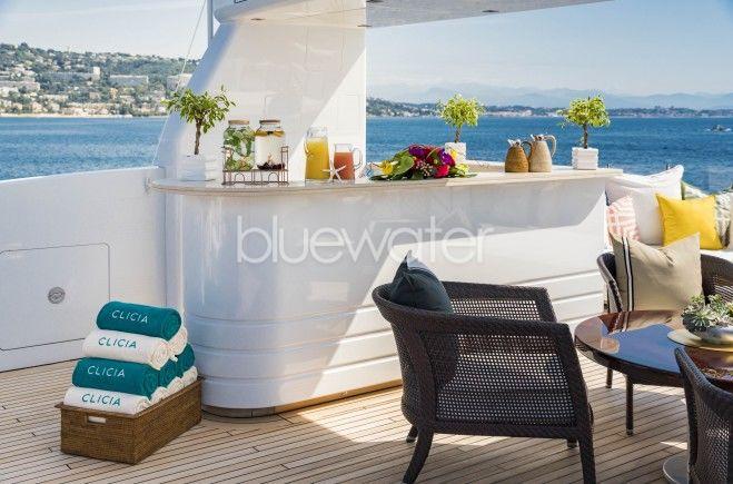 M/Y Clicia Yacht #40