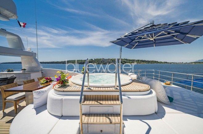 M/Y Clicia Yacht #39