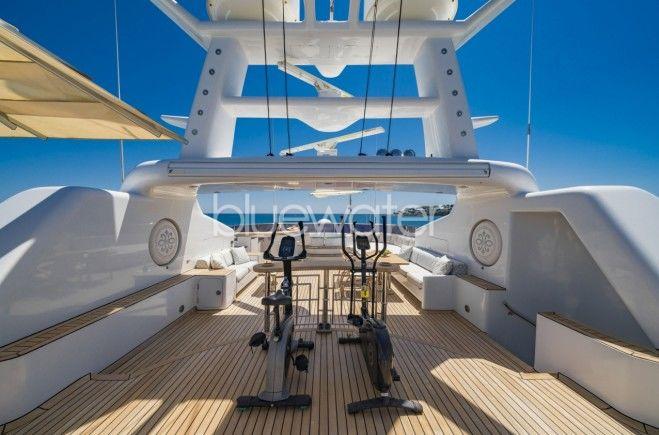 M/Y Mosaique Yacht #35
