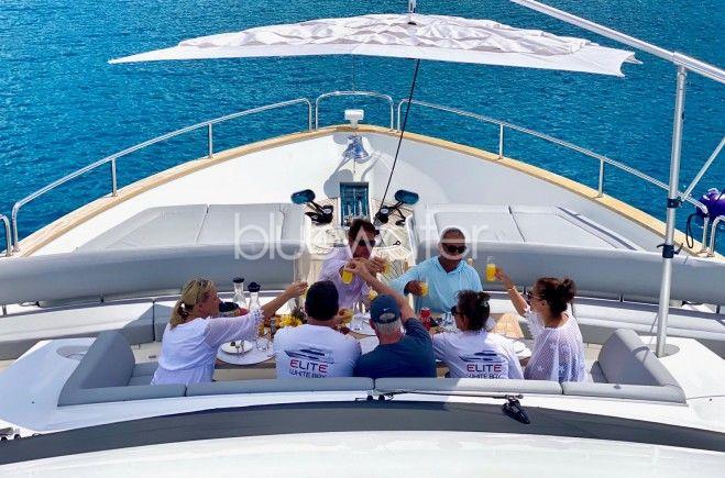 M/Y Elite Yacht #22