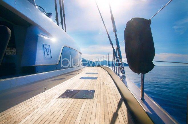 S/Y LA GATTA Yacht #10