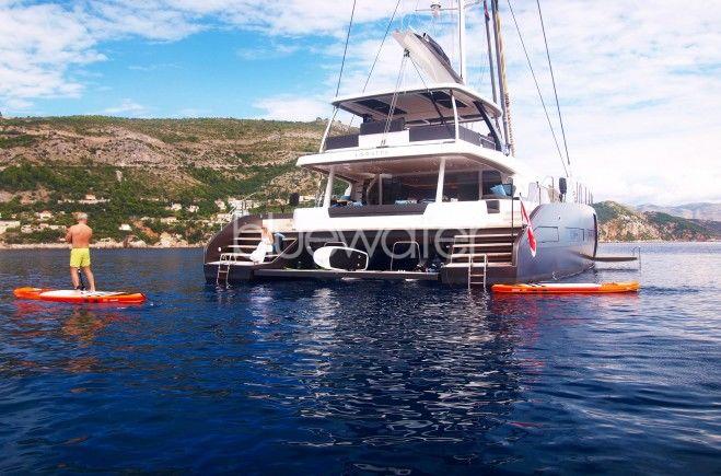 S/Y LA GATTA Yacht #12