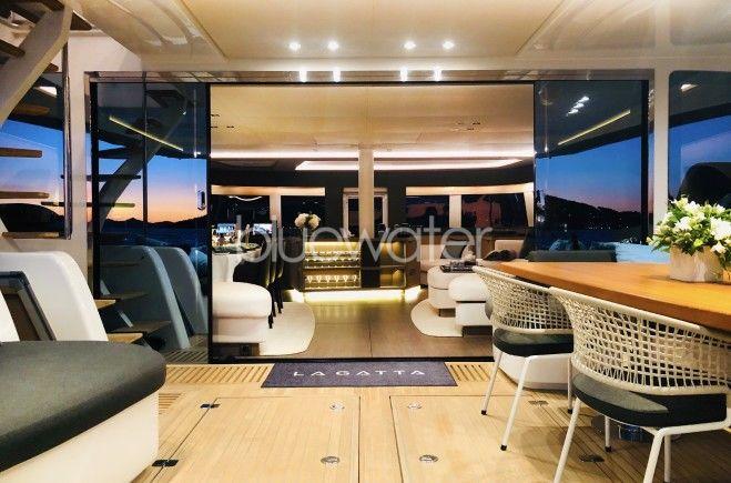 S/Y LA GATTA Yacht #14
