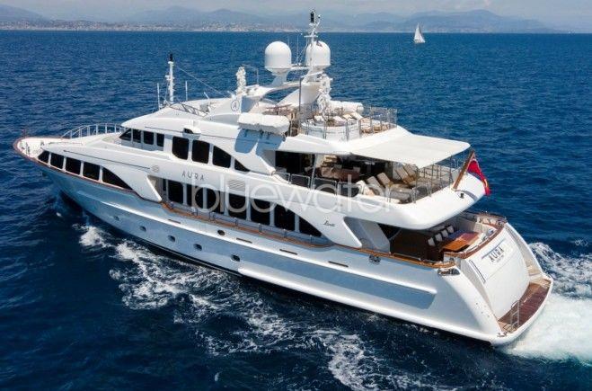 M/Y Aura Yacht #2