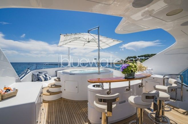 M/Y Aura Yacht #30