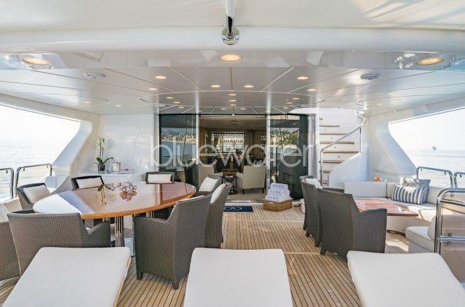 M/Y Aura Yacht #25