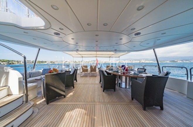 M/Y Aura Yacht #24