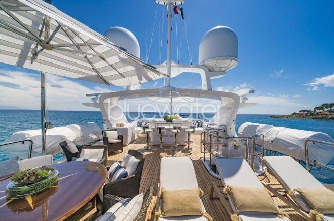 M/Y Aura Yacht #27