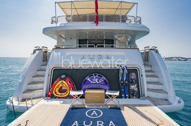 M/Y Aura Yacht #31