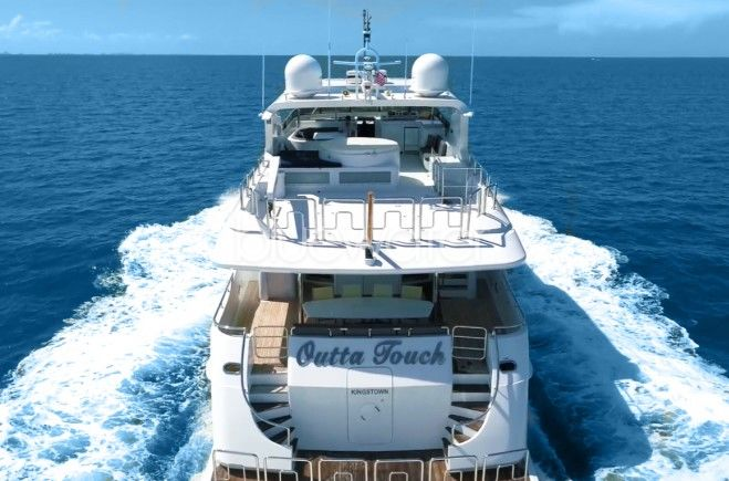 M/Y Outta Touch Yacht #2