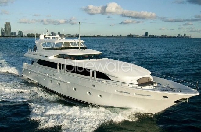 M/Y Outta Touch Yacht #1