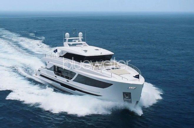 M/Y Aqua Life Yacht #2